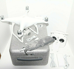 Picture of DJI Phantom 4 Drone w 4K Camera Used