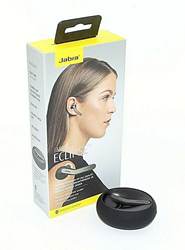 Picture of Jabra Eclipse Bluetooth Wireless Headset Dual Mic HD Voice