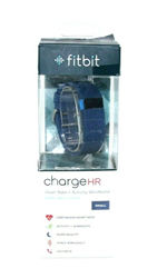 Picture of Used | Fitbit Charge HR Wireless Activity Wristband - Blue / Small | 1105