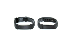 Picture of Broken Lot of 2 PCS Fitbit Alta HR Heart Rate Wristband Black (Small) #1105