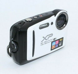 Picture of Broken | Fujifilm FinePix XP130 16.4MP Digital Camera (White) - 0982