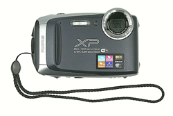 Picture of Broken | Fujifilm FinePix XP135 Digital Camera (Dark Silver) - 1366