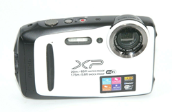 Picture of Broken | Fujifilm FinePix XP130 16.4MP Digital Camera (White) - 0233 - 1103
