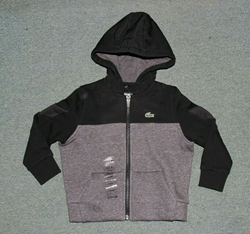 Picture of Brand New Lacoste Sport Boys Kids Hoodie Size 4T