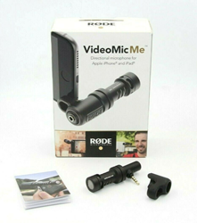 Picture of Rode VideoMic ME Directional Microphone for iPhone and iPad
