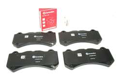 Picture of Beembo Brake Pad Kit-VIN: G Mopar 68303052AA fits 2016 Jeep Grand Cherokee SRT