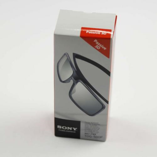 Picture of New Genuine Sony TDG500P/US 3D Glasses..