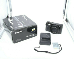 Picture of Used | Canon PowerShot G7 X Mark II Digital Camera
