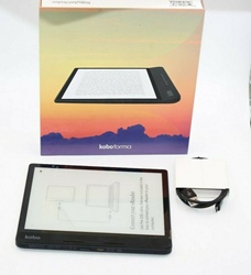 Picture of Kobo N782-KU-BK-K-EP Forma eBook Reader 8in 8GB