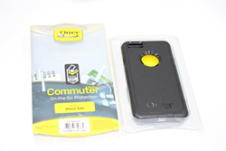 Picture of Otterbox Commuter Series 77-50217 Black Case for IPhone 6/6s 660543352785