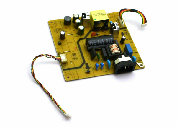"Picture of DELL P2217H 22"" P2317H 23"" P2417H 24"" MONITOR TV POWER SUPPLY BOARD 4H.37R02.A00"
