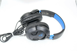 Picture of Turtle Beach Recon 50P Black Headband Headsets for Multi-Platform ( No Mic)