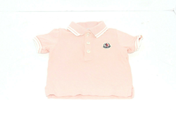 Picture of Used | Boys Moncler Tshirt 3-6 Months - Pink