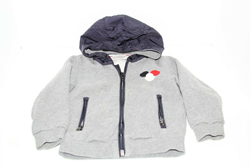 Picture of Used | Boys Moncler Sweatshirt 3 Years - Gray