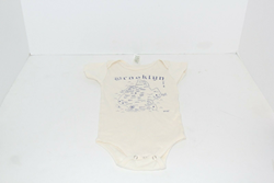 Picture of Used | Boys Organic Royal Apparel Bodysuits 6-12 Months - Beige