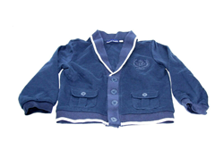 Picture of Used | Boys Original Marines Sweater 18 Months - Blue