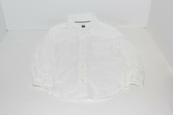 Picture of Used | Boys Janie and Jack Shirt 2 Years - White