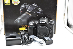 Picture of Nikon D7500 20.9MP DX-Format CMOS Digital SLR Camera Body ( Shutter Count 305)