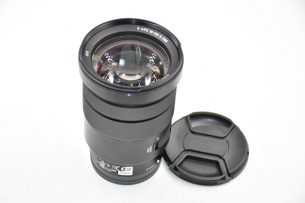 Picture of Sony G-Series E PZ 18–105 mm F4 G OSS Lens for Sony (SELP18105G)