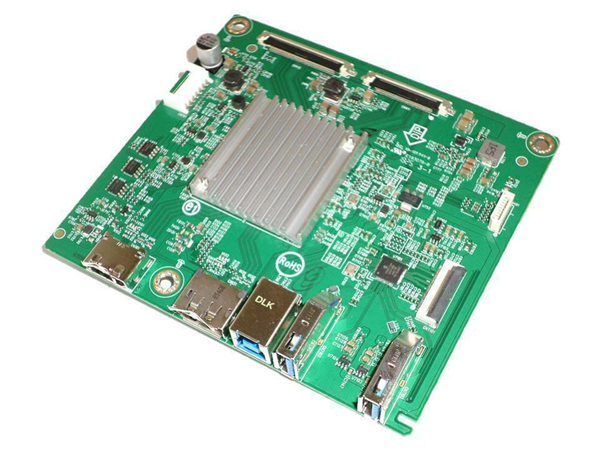 "Picture of DELL P2418D 24"" LED MONITOR USB MAIN INTERFACE BOARD 715G9067-M02-000-0H4I"