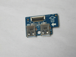 "Picture of Dell 5E37R08001 USB BOARD FROM P2417H 24"" MONITOR"