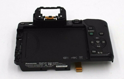 Picture of Panasonic DMC-G7 Rear Cover Back Case Assembly Replacement Part