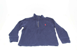 Picture of Used | Boys Polo Ralph Lauren Sweater 2 Years - Blue
