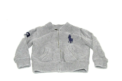 Picture of Used | Boys Polo Ralph Lauren Sweater 2 Years - Gray