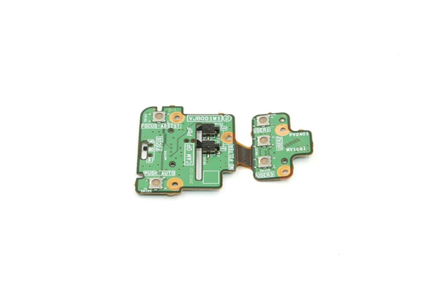 Picture of Panasonic AG-HMC150P Left Side Interface Board Part