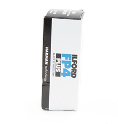 Picture of Ilford FP4 Plus Black and White Film, ISO 125, 120