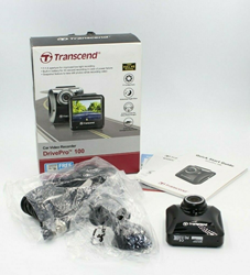 Picture of Lightly Used | Transcend DrivePro 100 Car Video Recorder Dash Cam