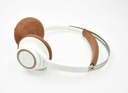 Picture of Broken / No Charge - Plantronics BackBeat Sense White/Tan