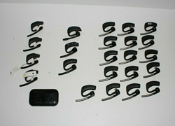 Picture of Broken - Lot Of 24 items - Plantronics Voyager Models In Ear Headset