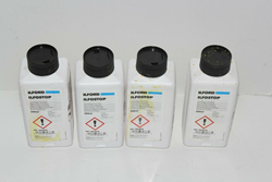 Picture of 4 pcs Ilford Ilfostop Stop Bath, 500ML #1893870 ( Open Pack )