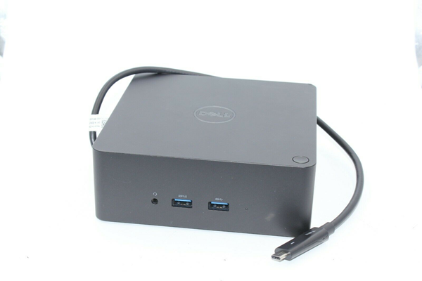 Picture of NOT TESTED Dell TB16 K16A001 Thunderbolt Laptop Docking Station USB Type-C 3.0