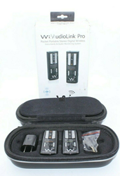 Picture of Wi AudioLink Pro 2-Way Pocket Stereo Digital Wireless System