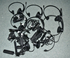 Picture of 8 PCS Broken Plantronics BLACKWIRE C610 Headsets, Picture 1