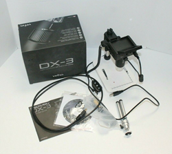 Picture of Veho VMS-008-DX3 DX-3 2000X Digital Microscope 3.5Mp 2.4 Lcd For Parts Or Repair