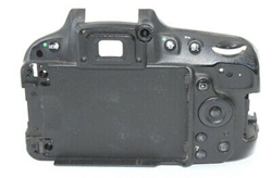 Picture of NIKON D5100 Back Cover Repair Part