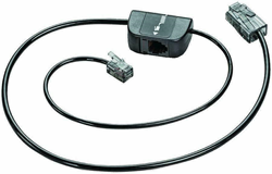 Picture of Plantronics 86007-01 Phone Interface Cable Savi CS510 CS520 W710 CS540 Mda200