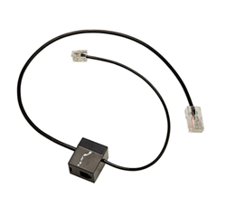 Picture of Plantronics Phone Interface Cable 86007-01 CS520 CS530 CS540 W710 W720 W730 W740
