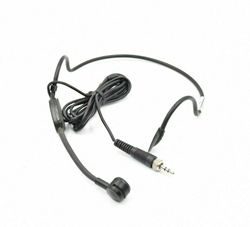 Picture of Not Tested Sennheiser ME 3-ew Cardioid headset microphone