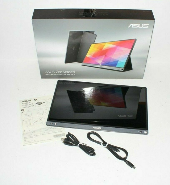 Picture of Pristine | ASUS MB MB16A 15.6 inch ZenScreen Portable Monitor
