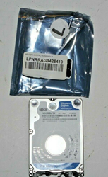 Picture of Western Digital BLUE PC SSD Hard drive 500GB WD5000LPCX
