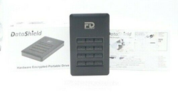 Picture of BROKEN | Data Shield 1TB 256-Bit AES Hardware Encrypted Portable USB 3.0
