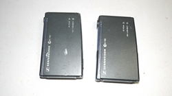 Picture of 2 pack SENNHEISER Evolution EW100 Series SK100-A Bodypack Wireless 630-662MHz