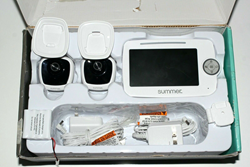 "Picture of Summer LOOKOUT DUO 5"" Video Monitor with 2 Cameras"
