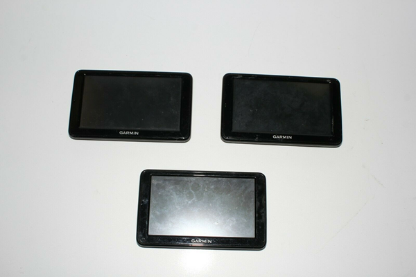 Picture of Lot of 3 | Untested | Garmin Nuvi 2555LM GPS Navigation