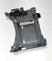 Picture of Canon G9X Mark I / II Battery Box Silver Repair Part