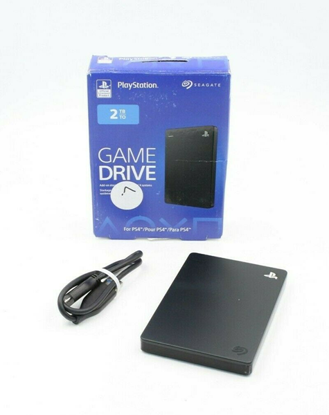 Picture of Used | Seagate Game Drive 2 TB External Hard Drive SRD00F1 2HJAA4-500